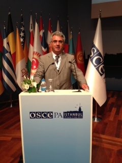 22th Annual Meeting OASE 29/6 - 3/7/2013 in Konstatinoupoli